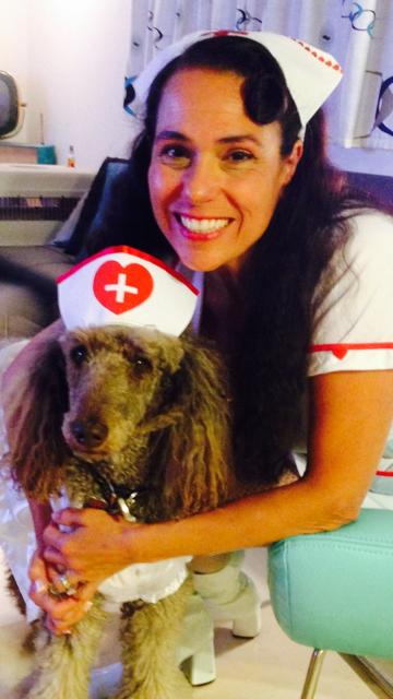 RN Clare's Sugar Dog Valencia